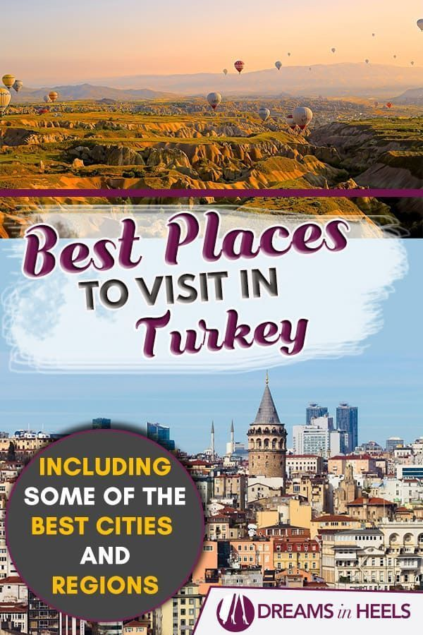Best places to visit in Turkey beyond Istanbul (including some of the best cities and regions)