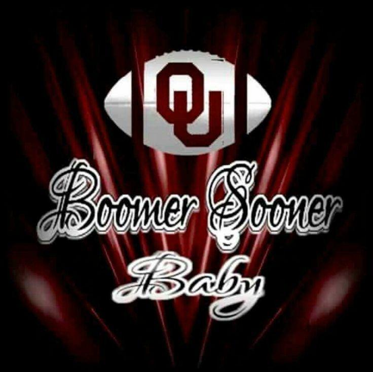 OU Boomer Sooner baby
