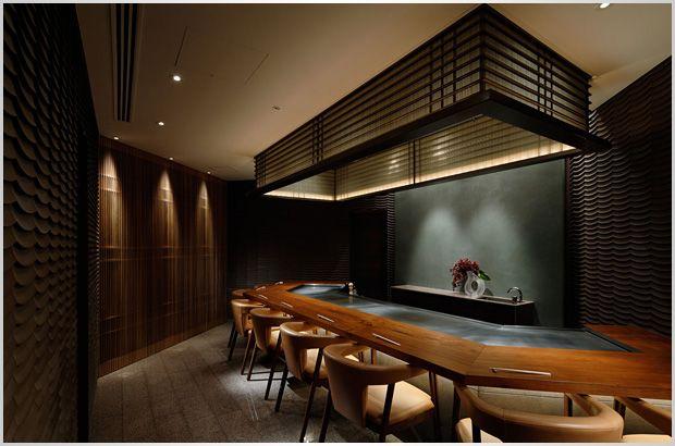 鉄板焼:濠|パレスホテル東京 公式サイト