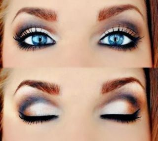 How to Make Blue Eyes Pop | Yellow Elephant Beauty