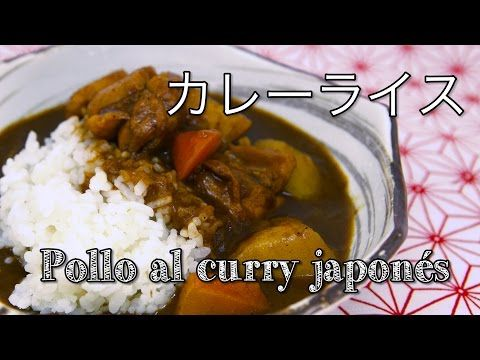 Recetas japonesas: Como preparar Arroz con Curry Japonés   Taka Sasaki - YouTube