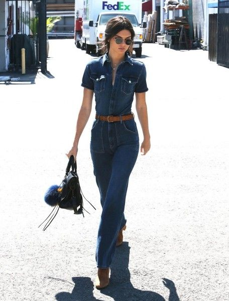 September 2015 - 30 Times Kendall Jenner's Outfit Nailed It  - Photos