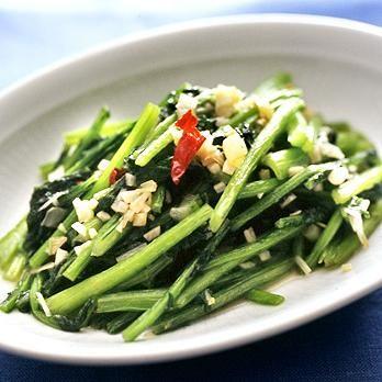 かぶの葉のにんにく炒め | 河合真理さんの炒めものの料理レシピ | プロの簡単料理レシピはレタスクラブニュース