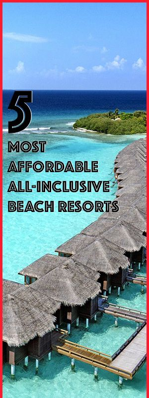 Inexpensive All Inclusive Trips