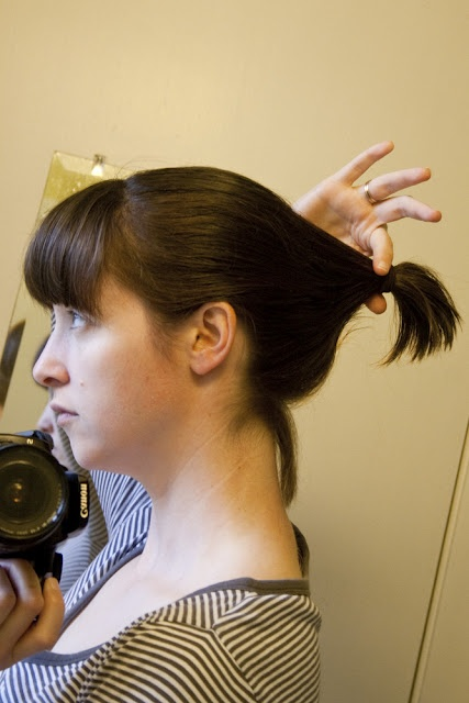 how to get large knots out of hair