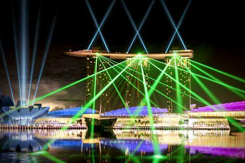 Wonder Full - Light & Water Spectacular, Singapore