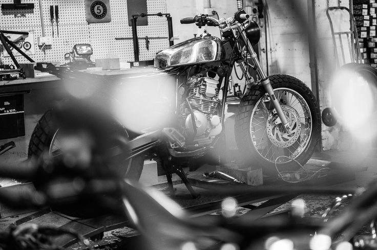 Self Service Workshop - Don't be left on the side of road literally or socially, join the Deus crew for an informative basics of motorcycle maintenance.