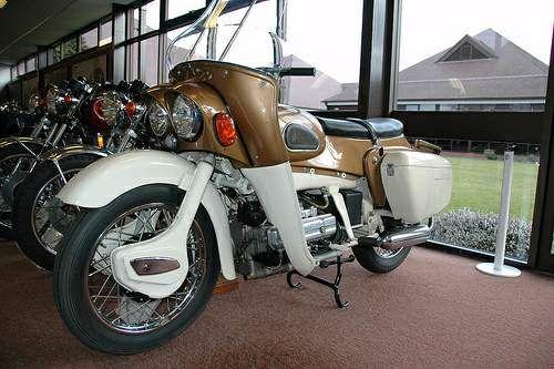 Four-Cylinder Prototype 700, 1962