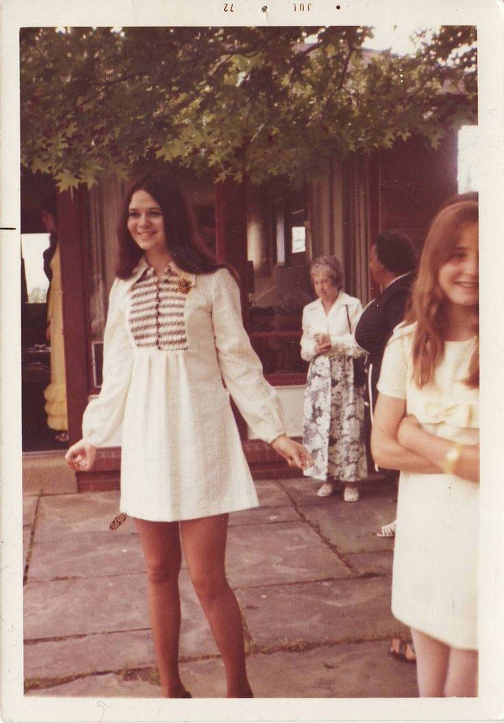 1972 I so remember this fashion .... me too! K