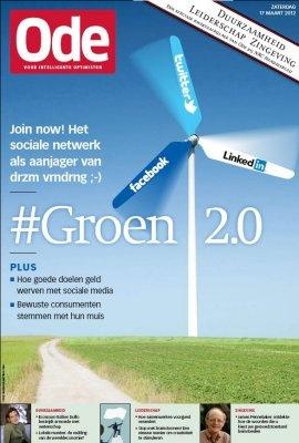 social media motor voor duurzaamheid