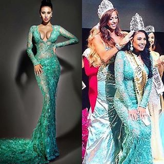Ashley Burnham, a member of Enoch Cree Nation in Alberta, was just crowned Mrs. Universe 2015 at an event held today in Minsk, Belarus. She is the first First Nations woman and the first Canadian to win. | A Cree Woman From Alberta Just Won Mrs. Universe 2015