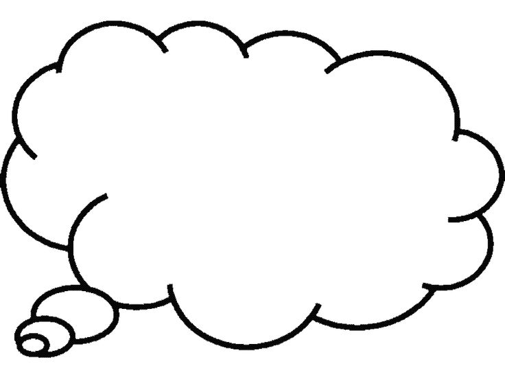thought bubble clipart - Google Search