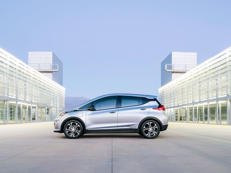 GM is going electric! The giant automaker will start with 20 new all-electric models by 2023.