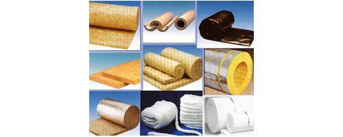 Confira aqui produtos nacionais e importados para a tubulação e Isolamento Térmico