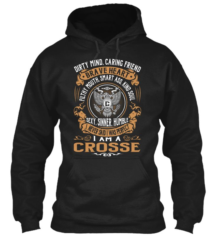 CROSSE #Crosse