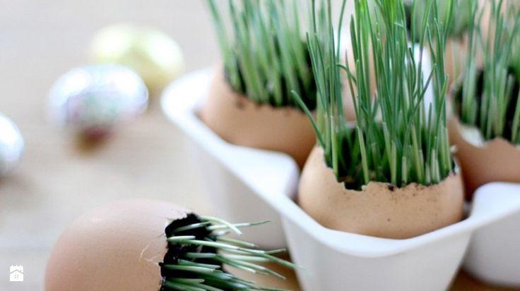 DIY: 4 pomysły na dekoracje Wielkanocnego stołu! - Homebook.pl