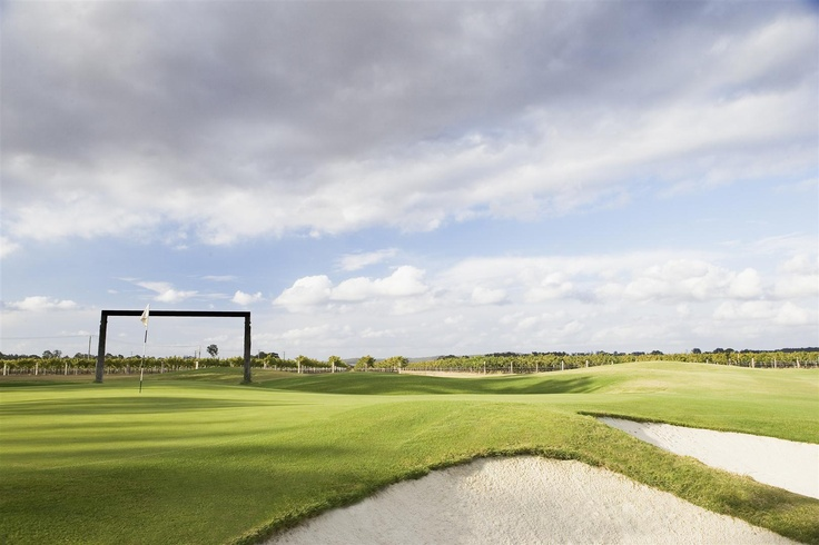 18-hole golf course, Crowne Plaza Hunter Valley