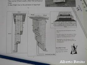 Pajareando por Cantabria: Murciélagos: Taller de cajas-refugio