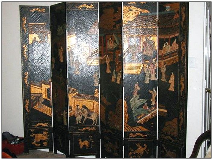 Chinese Screens Room Dividers Oriental Screen Dividers