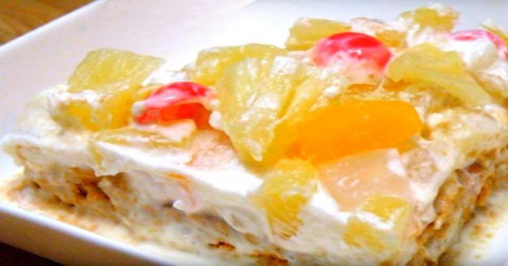 Combinez ces 5 ingrédients et obtenez un dessert qui en fera baver plus d'un!