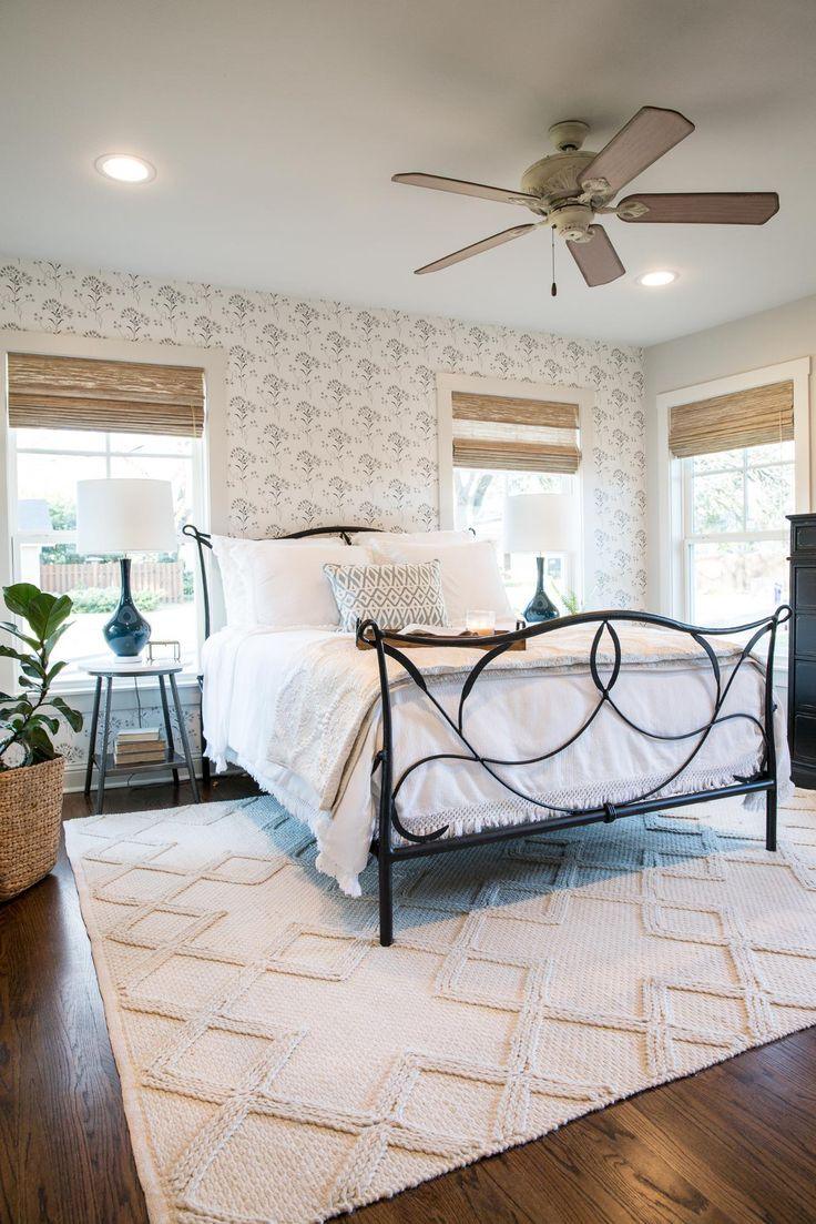 News And Stories From Joanna Gaines Magnolia Network Joanna Gaines Bedroom Fixer Upper Master Bedroom Fixer Upper Bedrooms
