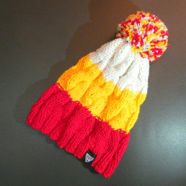 Montz - Chilean Knitted Beanie 2015 https://m.facebook.com/Montz.Studio