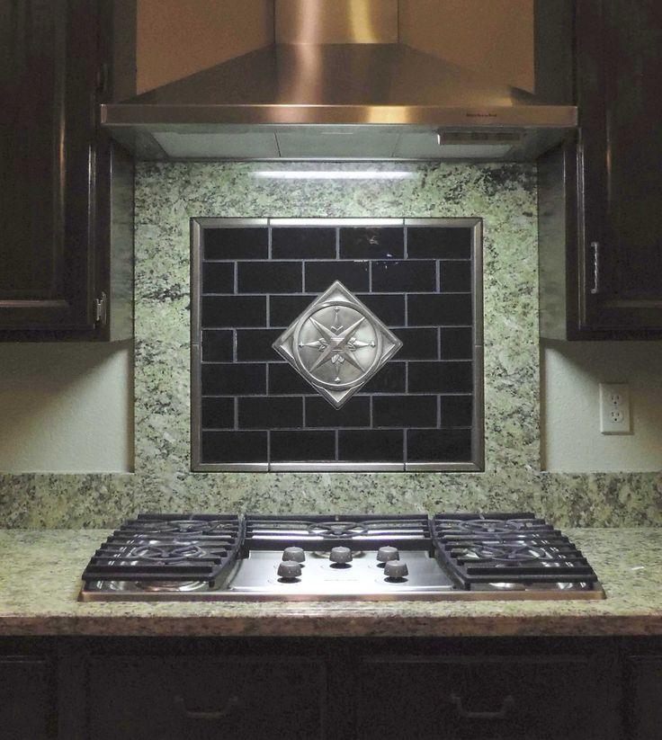 Metal Tile Backsplash Ideas 7 best inspired backsplash ideas images on pinterest | backsplash