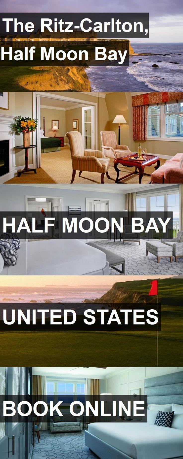 San Francisco Map Ritz Carlton%0A Hotel The RitzCarlton  Half Moon Bay in Half Moon Bay  United States