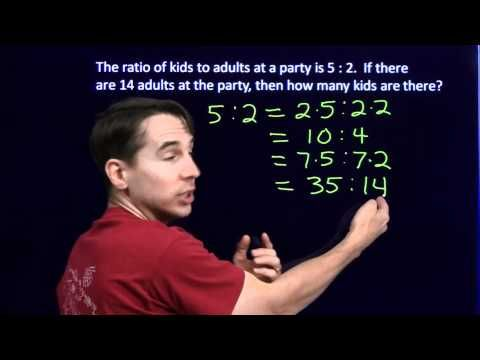 Art of Problem Solving: Introducing Ratios - YouTube