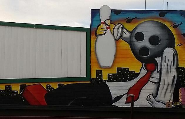 Tank Art | Shepparton Street Art