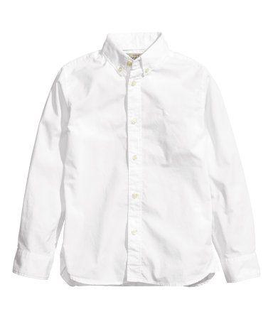 H&M Cotton shirt $19.95