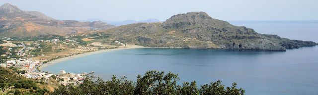 Plakias is one of the most popular resorts in Crete and even further. It is situated almost 36 km south of Rethymno City. Thousands of visitors visit Plakias every year to admire and enjoy the 1.4 km long sandy smooth beach.  The waters are...