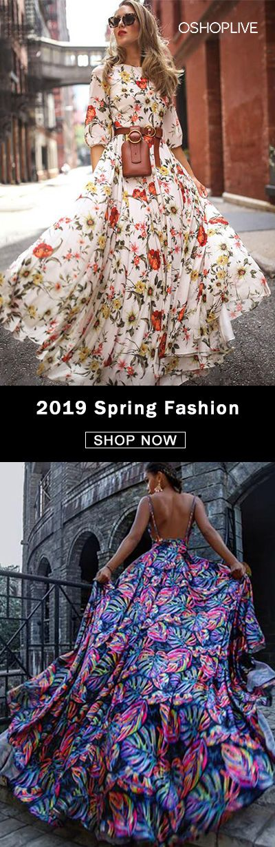 Best bohemian style fashion match for 2019 spring! Get Yours now to enjoy 70%OFF... 7
