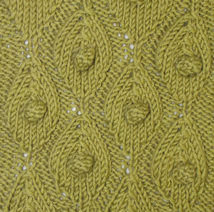 17 Best images about June 2012 Knitting Stitch Patterns on ...