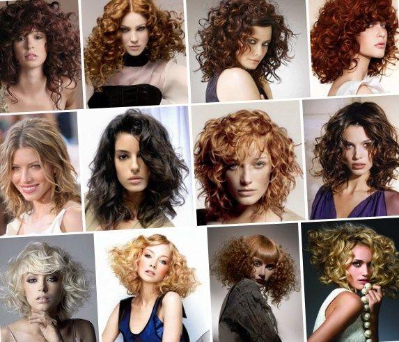 Стрижка на кудрявые волосы средней длины - http://popricheskam.ru/126-strizhka-na-kudrjavye-volosy-srednej-dliny.html. #прически #стрижки #тренды2017 #мода #волосы