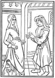 Caught in the (One-)Act: Staging Sex in Late Medieval French Farce - Medievalists.net