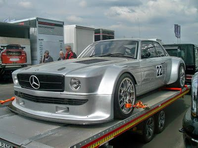 Mercedes W107 Widebody Nurburgring Killer | BENZTUNING | Performance and Style