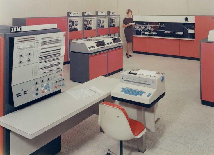 IBM 360 Cheque Reader (via University of Auckland Computing History Displays)