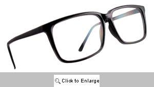 Techno Genius Square Reading Glasses - Black 415