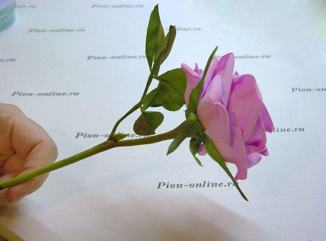 Цветы из фоамирана | Записи в рубрике Цветы из фоамирана | Дневник svetik_ivanova-85 : LiveInternet - Российский Сервис Онлайн-Дневников