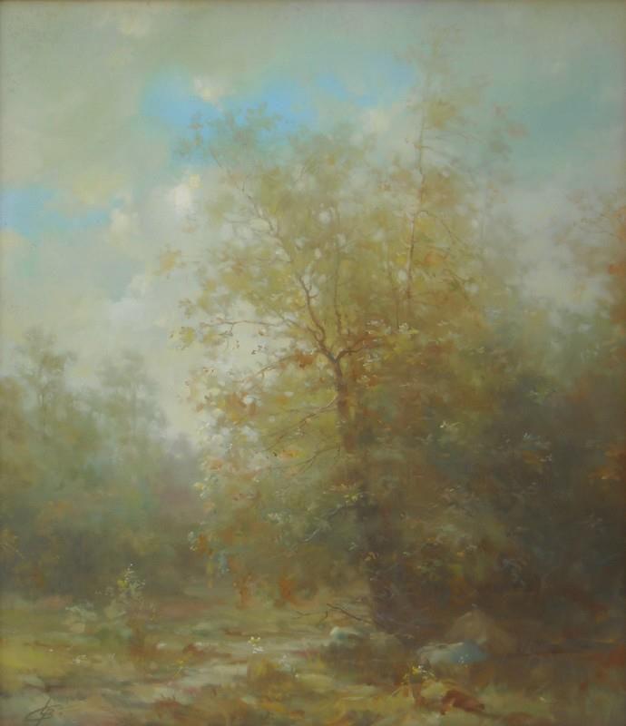 Włodzimierz Czurawski ~ Belarusian painter