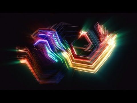 Particle tests (15) 3D Music Visualizer - Full HD