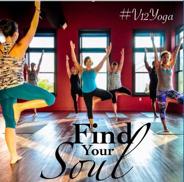 Dallas Yoga V12yoga Texasyoga