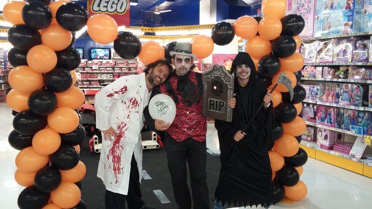 #halloween #festa #negozio #roccogiocattoli