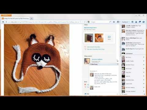 Facebook Messenger For Mozilla Firefox Launched