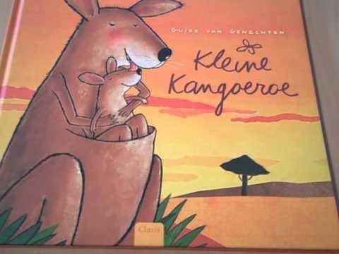 Liedje Kleine Kangoeroe
