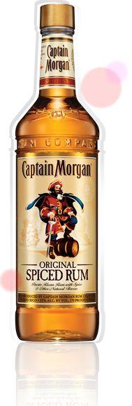 Love Captain and Coke!