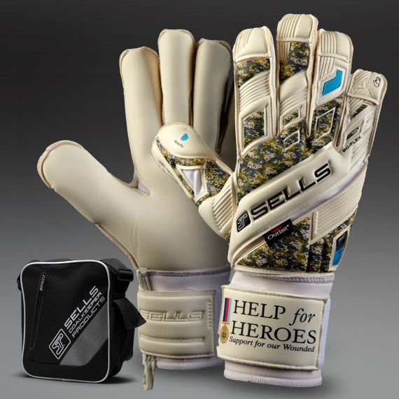 Sells Goalkeeper Gloves - Sells Total Contact Aqua - Goalie Gloves - Goalkeeping - Default