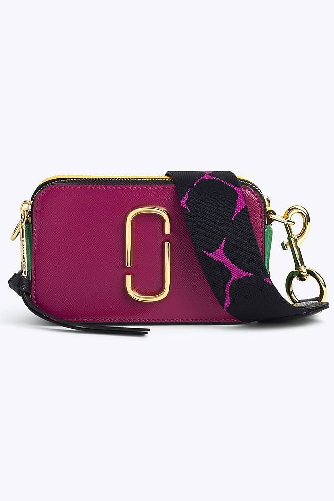 Marc Jacobs Snapshot Small Camera Bag in Magenta   Marc Jacobs Bags ... aeb38bbc5d68