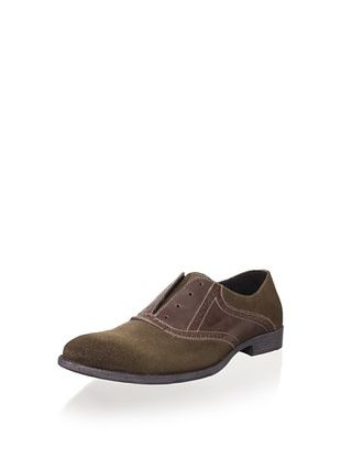 31% OFF Robert Wayne Men's Creid Slip-On (Brown Suede)